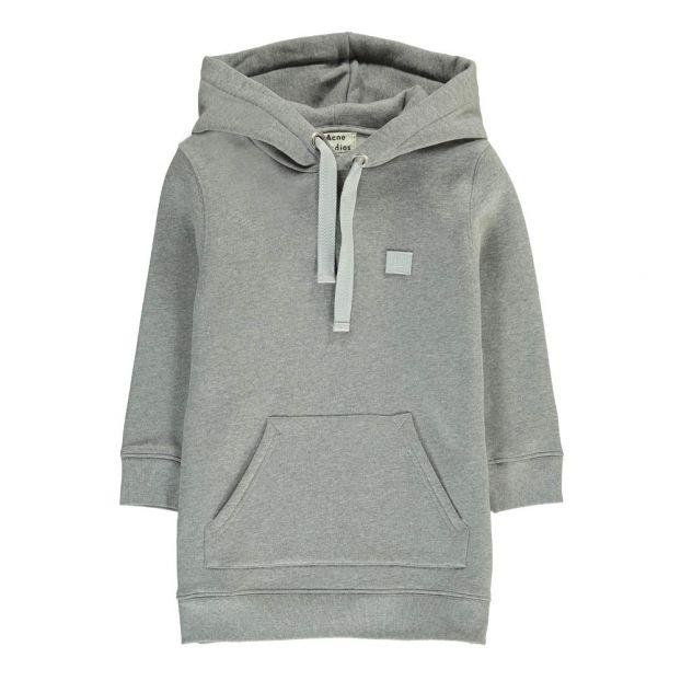 Mini Ferris Sweatshirt Heather grey Acne Studios Fashion Children 30a947e41