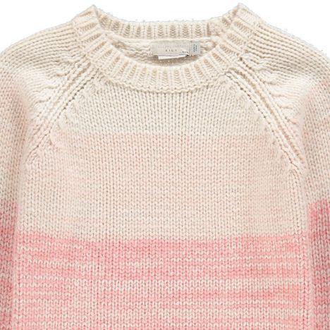 75bdec41a8f3 Freddie Distressed Wool Jumper Ecru Stella McCartney Kids Fashion