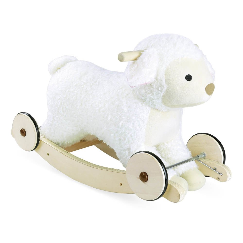 Sheep Little Starter Kids Plush Chair