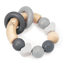 product-Selecta Wooden Rattle