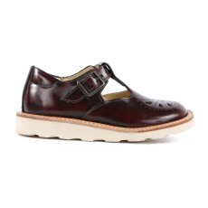 product-Young Soles Rosie Varnished Leather Mary Janes