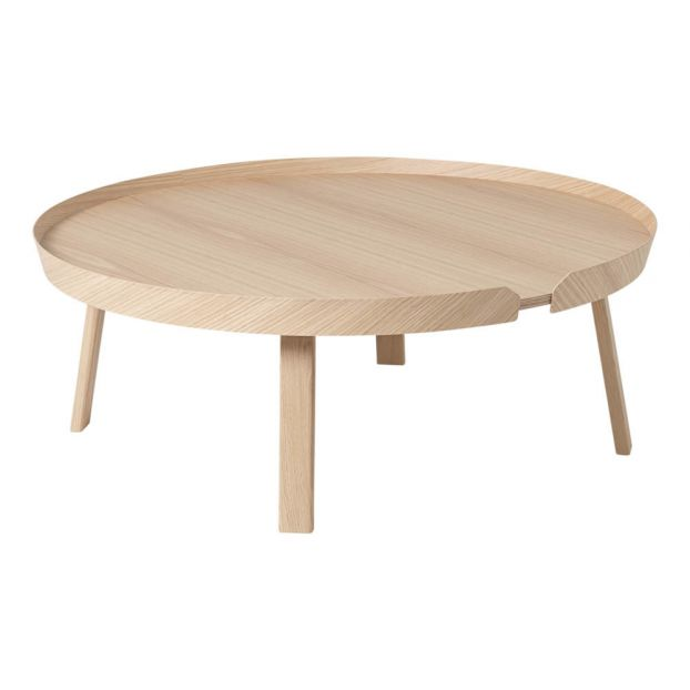 Around Coffee Table Oak
