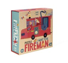product-Londji Puzzle Feuerwehrmann