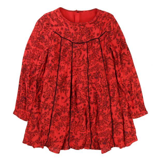 1d4e4a6bfec2a Robe Fleurie Karolina Rose Zadig   Voltaire Mode Adolescent