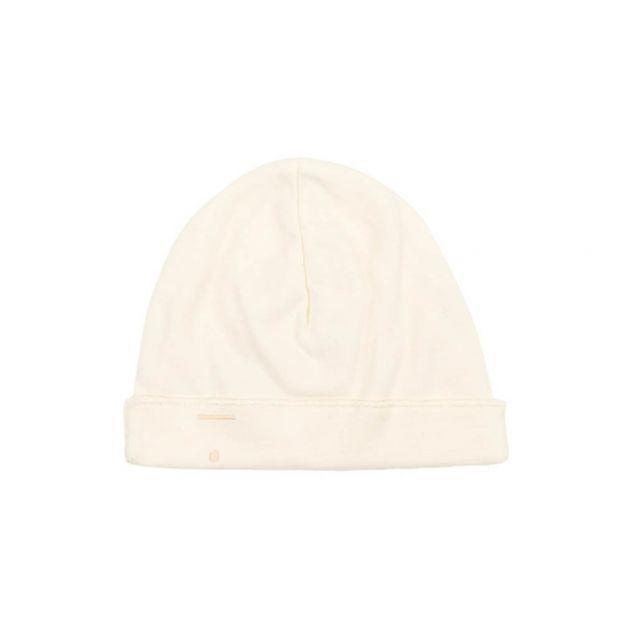 980b3c227c2 Organic Cotton Revers Hat Ecru Gray Label Fashion Baby