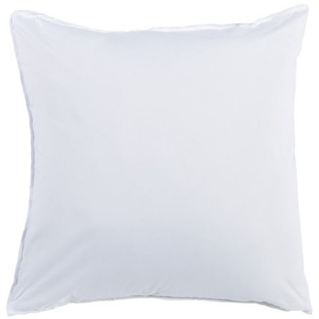 Kissenfühlung Federn 50x50 Cm Weiß