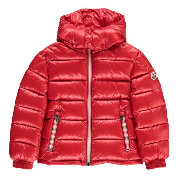Gaston Hooded Jacket Red by Smallable