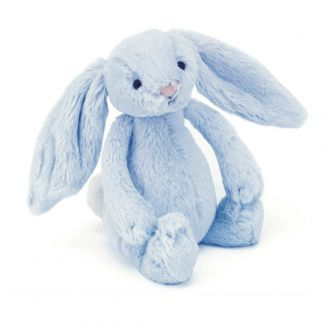 Bashful Rabbit With Large Bell Ears 18cm