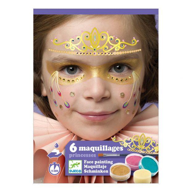 Maquillage princesse , Set de 6,product