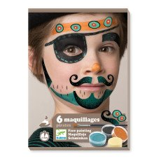 product-Djeco Maquillaje pirata - Set e 6
