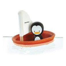 product-Plan Toys Penguin Floating Boat