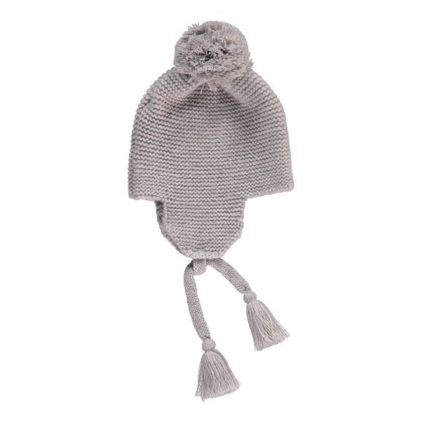 cff4de5bf35e Peruvian Hat Grey Il Gufo Fashion Baby