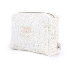 product-Nobodinoz Bubble Organic Cotton Toiletry Bag