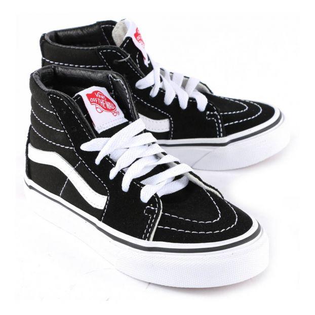 2e1b86cf35 Sneaker Alte SK8-Hi Nero Vans Scarpe Teenager
