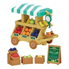 product-Sylvanian Stand de fruits
