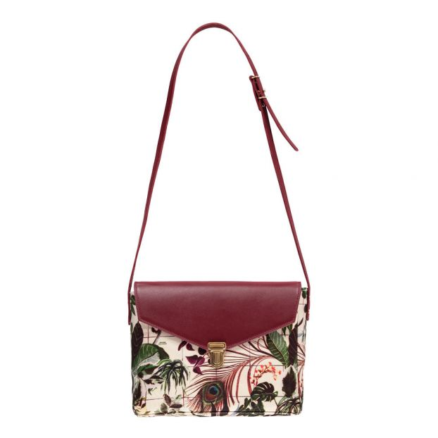 Tropical Shoulder Bag Maison Baluchon Fashion Adult 147be7186f842