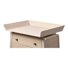 product-Leander Linea beech wood changing table