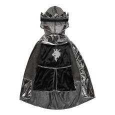 product-Great Pretenders Costume de chevalier avec cape et couronne