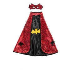 product-Great Pretenders Spiderman Reversible Cape and Mask