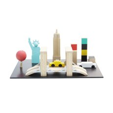 product-Kiko+ & gg* New York Magnetic Wooden Machi Game