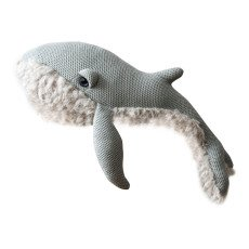 product-Bigstuffed Grandma Giant Whale Soft Toy 83cm