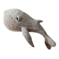 product-Bigstuffed Original Giant Whale Soft Toy 62cm
