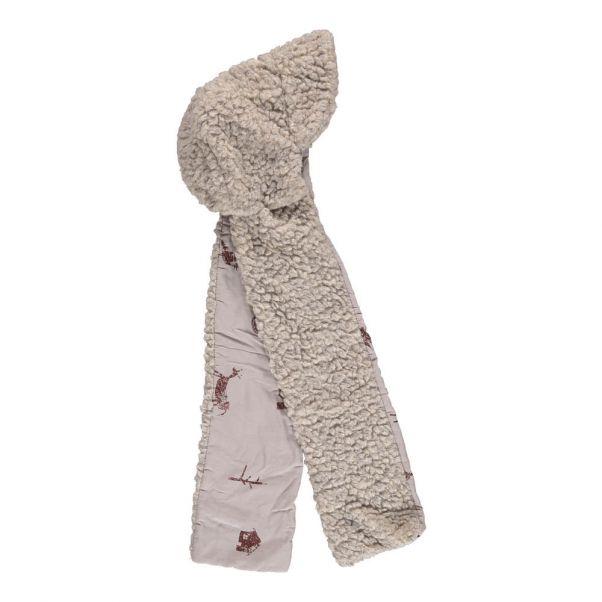 Bonnet Echarpe 2-En-1 Façon Mouton-product a51e1d0262f