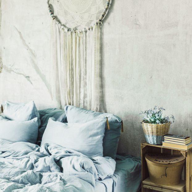 housse de couette en coton bio silver grey s019 numero 74. Black Bedroom Furniture Sets. Home Design Ideas