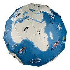 product-Pirouette Cacahouète Builld Your Own 3D Globe With 45 Stickers