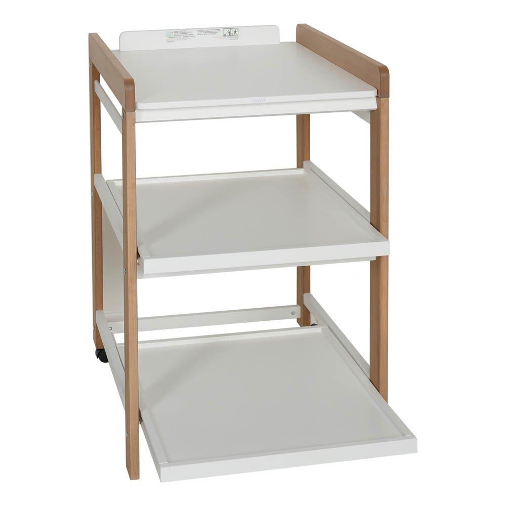 wickeltisch comfort weiß quax design baby
