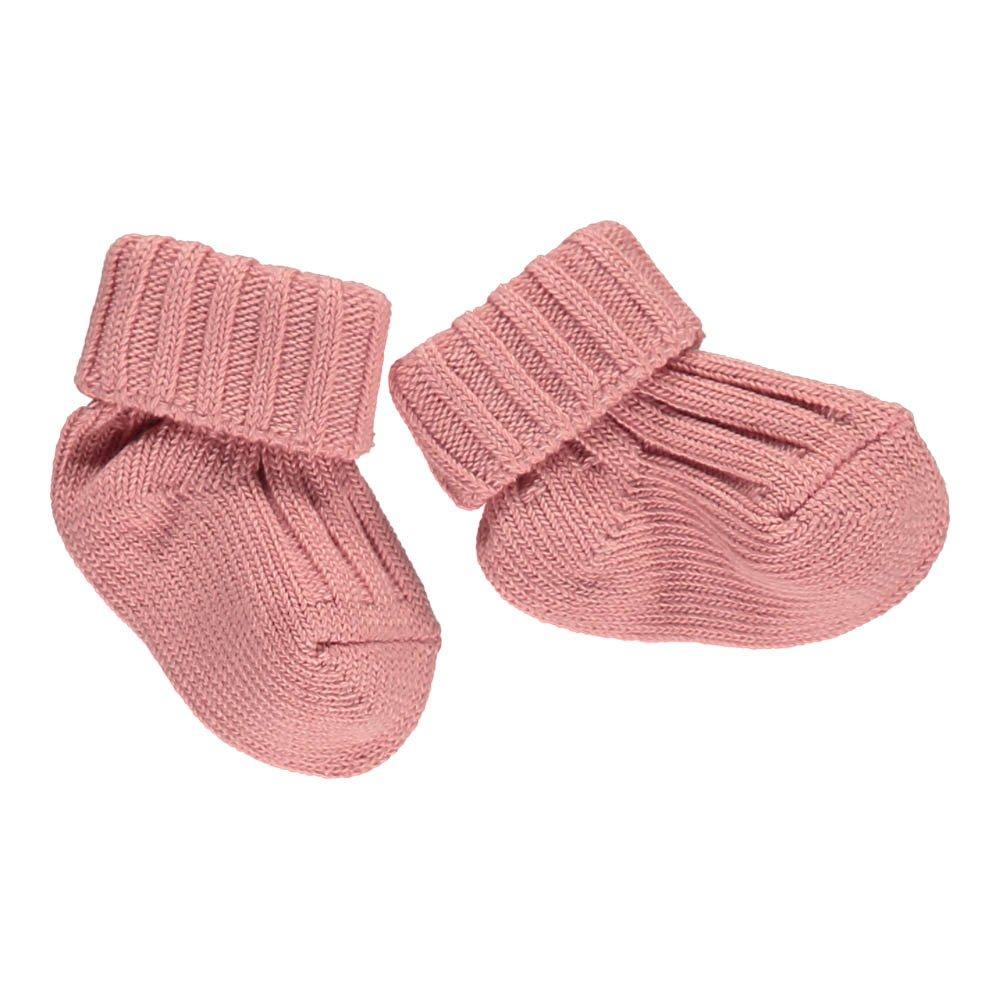 Chaussettes Côtelées Ankle