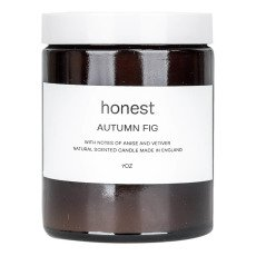 product-Honest Skincare Bougie parfumée Autumn Fig - 200 g