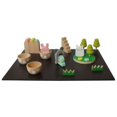 product-Kiko+ & gg* Noodoll x Kiko+ Wooden Magnet Game - Set of 21 Pieces