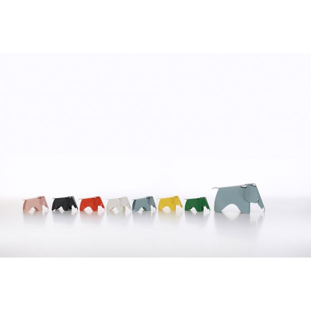Wondrous Eames Small Elephant Stool White Vitra Design Children Gmtry Best Dining Table And Chair Ideas Images Gmtryco