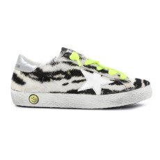 product-Golden Goose Deluxe Brand Zebra Trainers