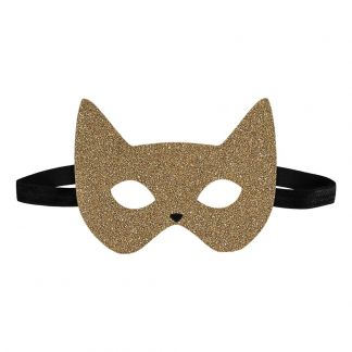 Attaccapanni Obi.Maschera Gatto Exclu Obi Obi X Smallable Dorato