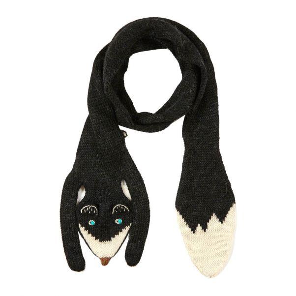 Echarpe Baby Alpaga Furet Noir Oeuf NYC Mode Bébé , Enfant ffe060c5a1c