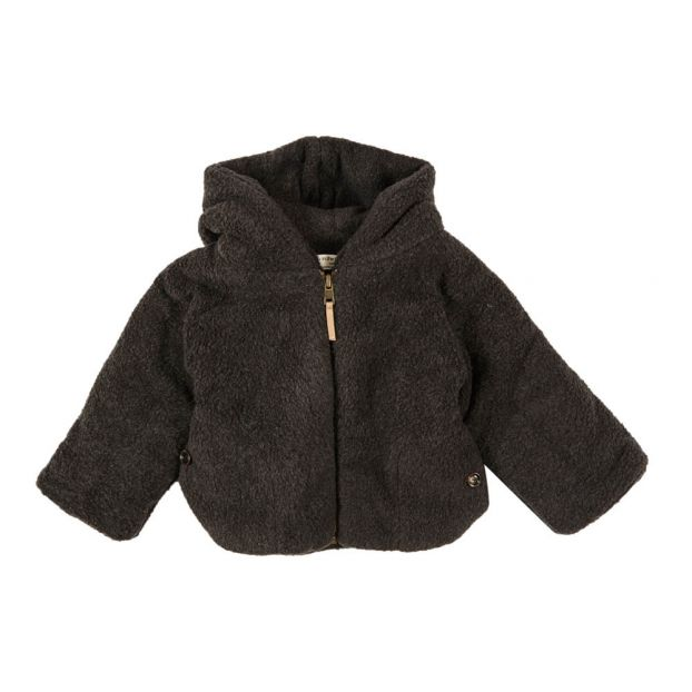7d89573db Chaqueta Polar Aldo Gris Antracita 1+ in the family Moda Bebé