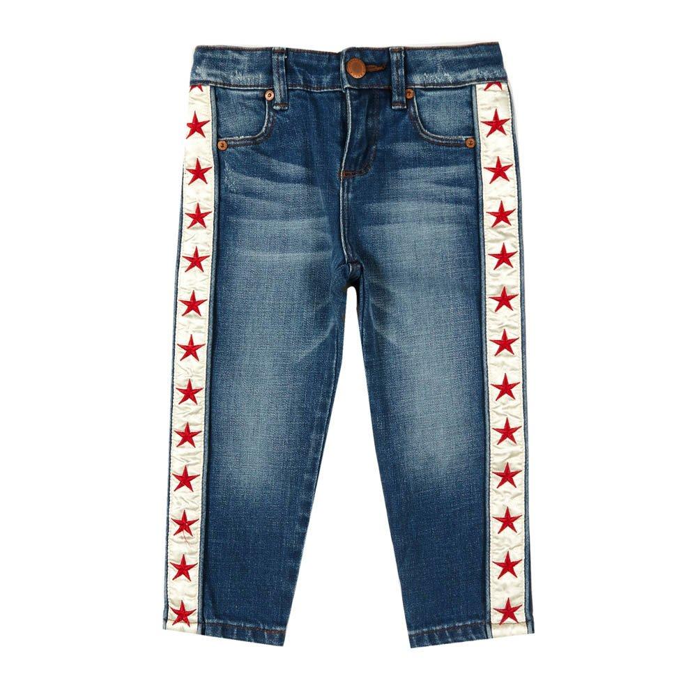 Mega: Jeans Sterne
