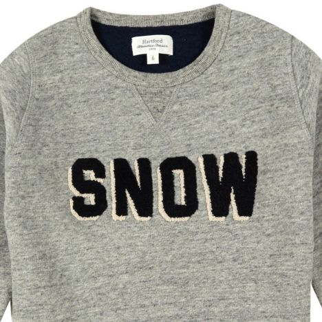 """Snow"" Sweatshirt-product"