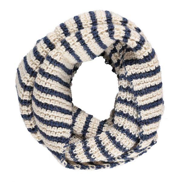 Exclusivité Œuf x Smallable Snood Alpaga Bleu marine Oeuf NYC 9029969567c