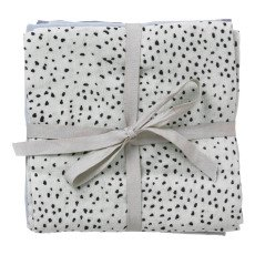 product-Ferm Living Kids Muslin Swaddling Blankets - Set of 3