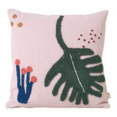 product-Ferm Living Kids Leaf Cushion