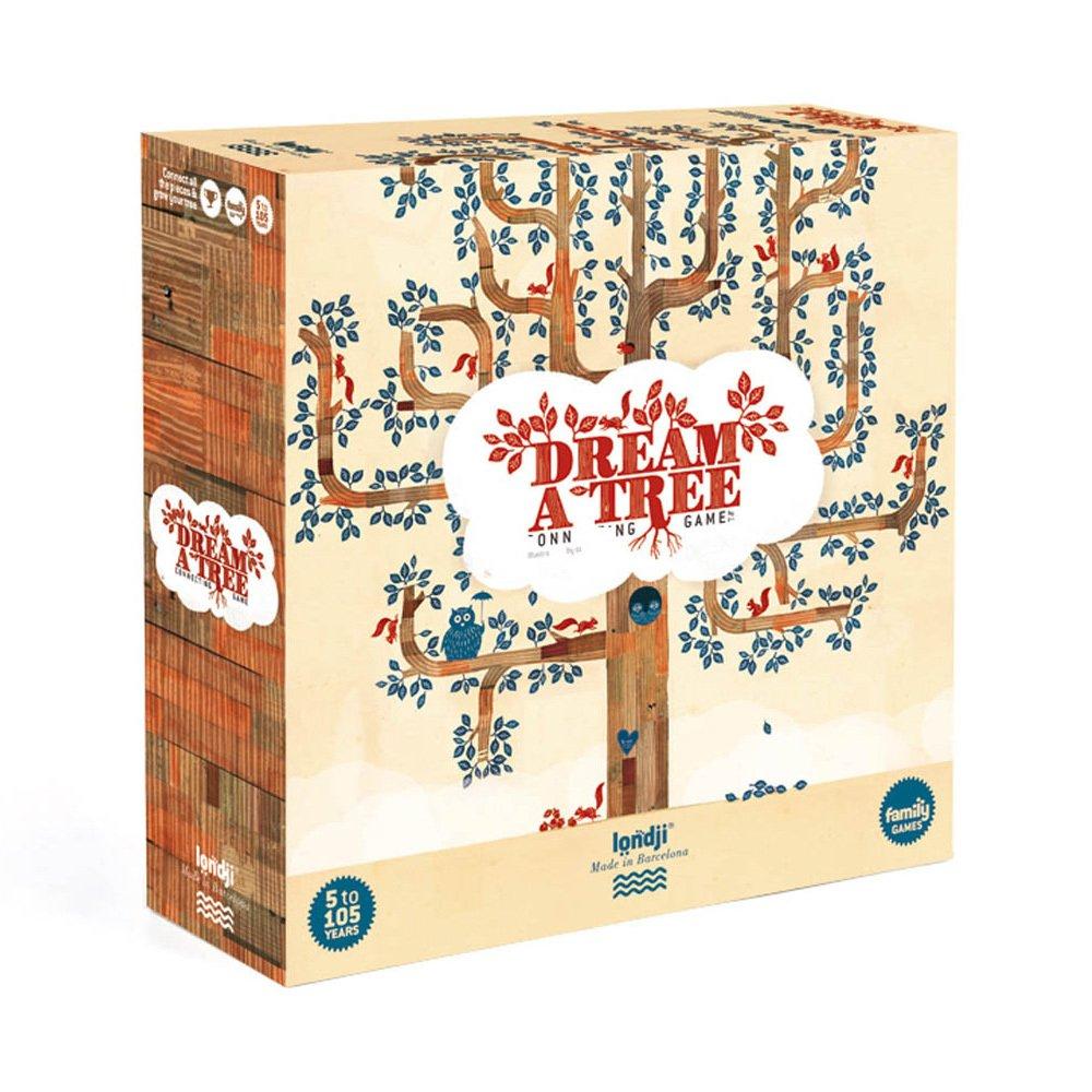 Londji - Puzzle Dream a tree - Multicolore