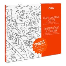 product-Omy Sport Giant Colouring Poster
