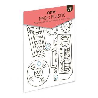 Omy Music Plastic Magic Product