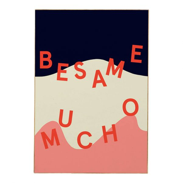 Poster Besame