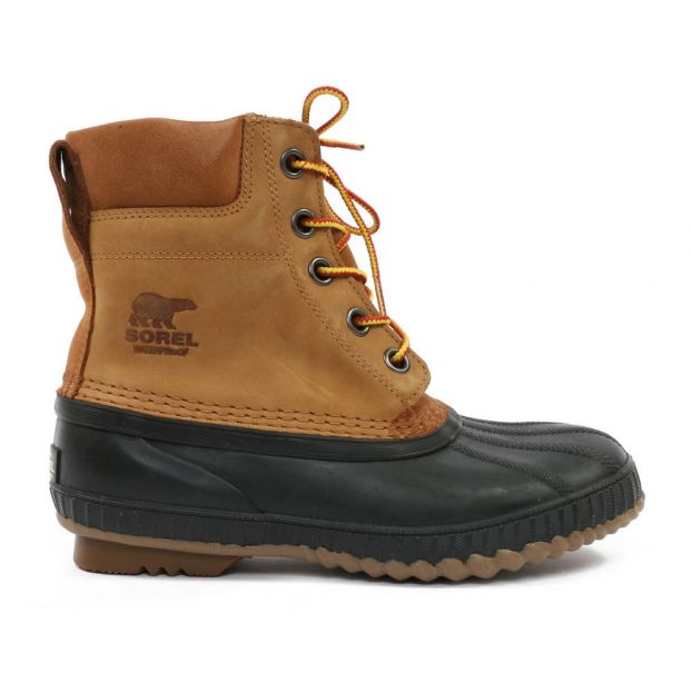 82a4b23dff3 Cheyanne II Youth Lace-up Boots Camel