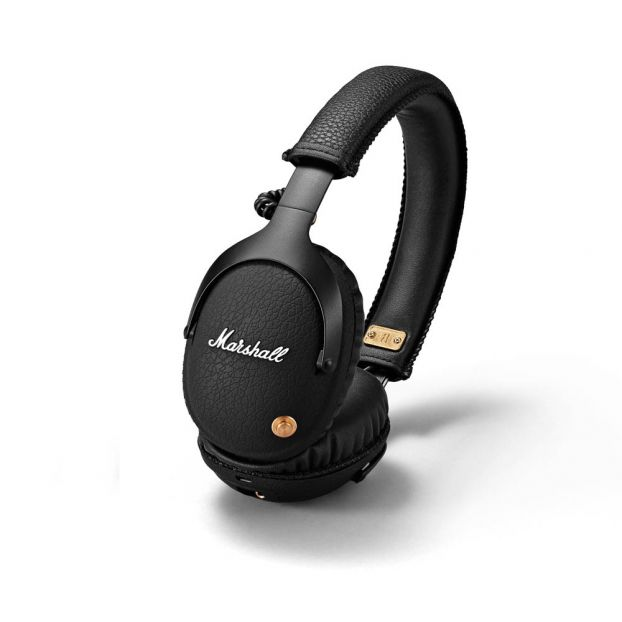 Casque audio - Monitor Bluetooth Noir Marshall
