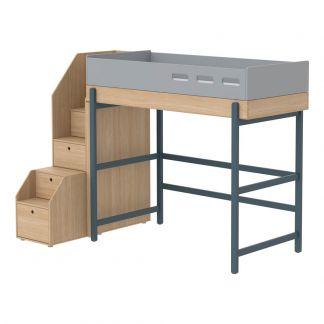Letto Flexa.Popsicle Desk Drawers Set Of 2 Blue Flexa Play Design Children
